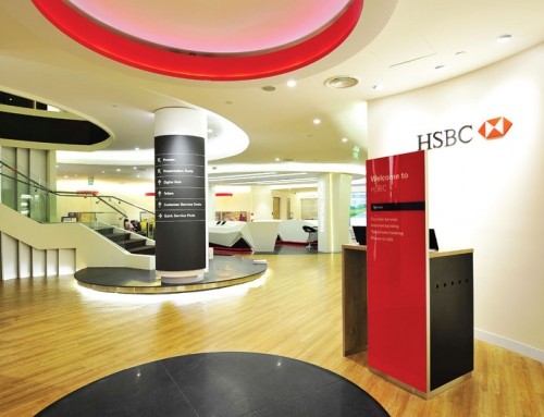 HSBC Retail Branches