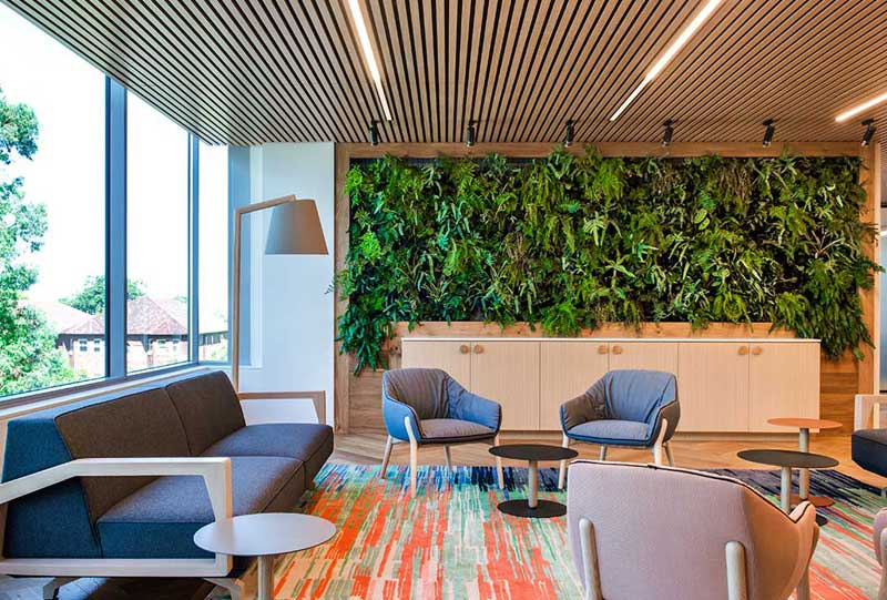 richard crookes head office fit out home office fitout65 office