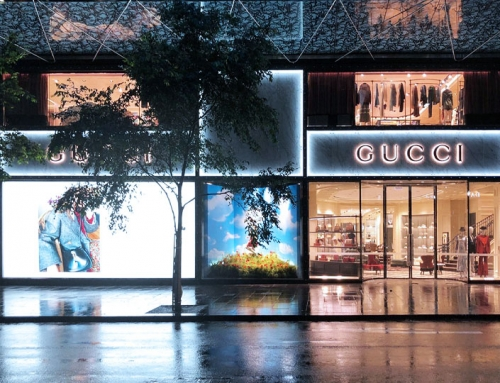 Gucci Flagship Store