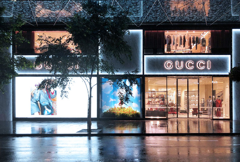 Gucci Flagship Store 1